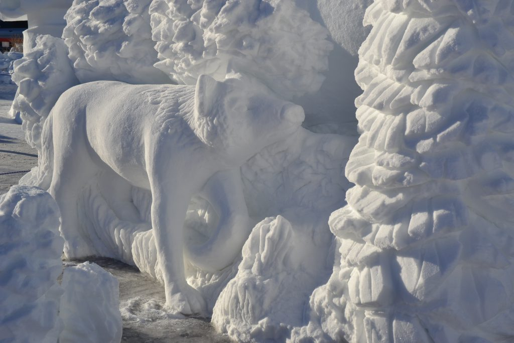 Eis und Kunst