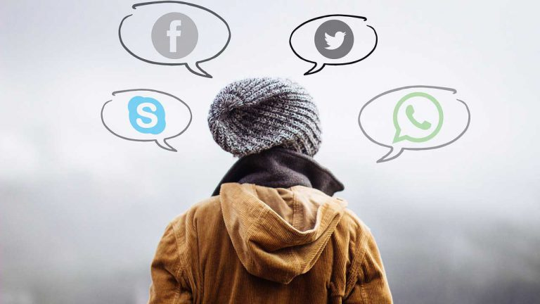 Haus der Ge(h)zeiten - Social-Media
